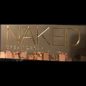 Original Naked palette new never used